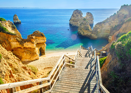 Property for sale in the Algarve, one of Portugal's most popular destinations.