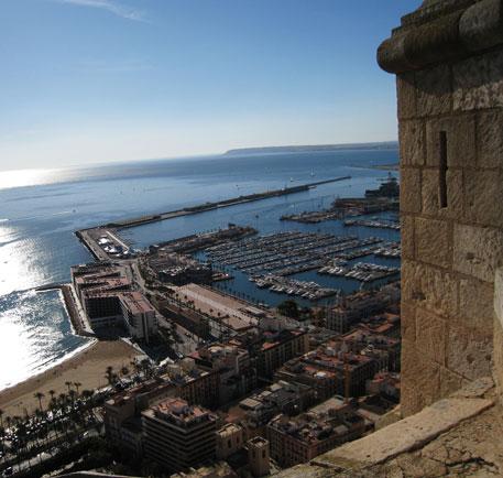 Alicante Climate