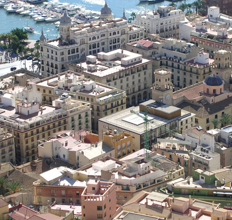 Alicante Towns