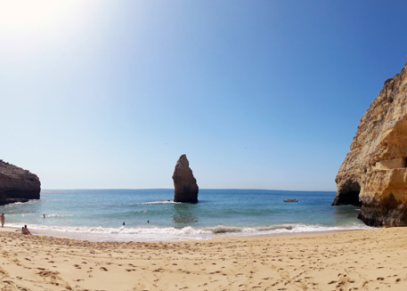 Carvoeiro Beaches