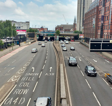 Birmingham Infrastructure and Transport