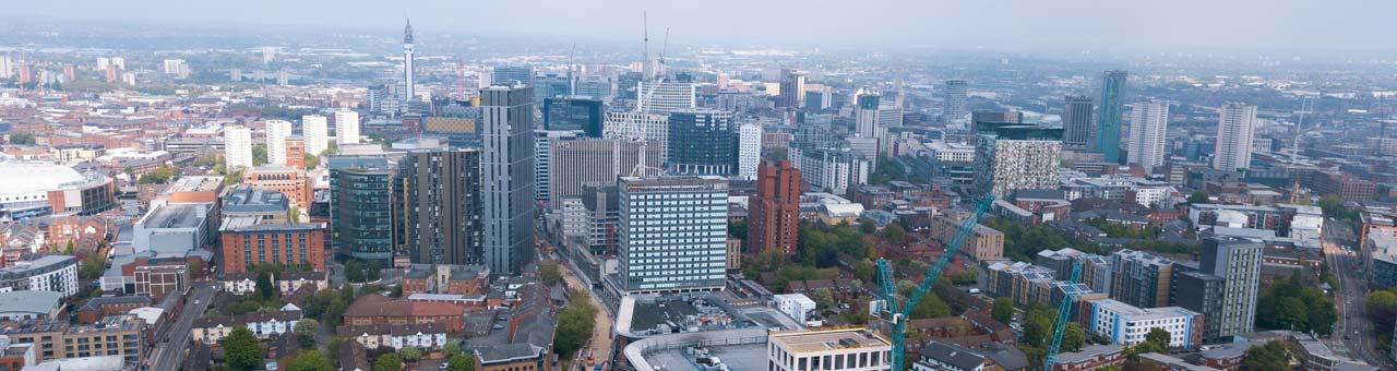 Birmingham's Property Market