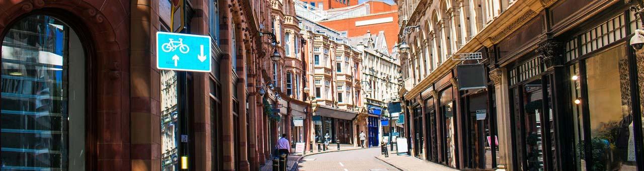 Birmingham's Transport and Amenities