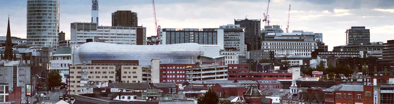 Buy to Let Property in Birmingham