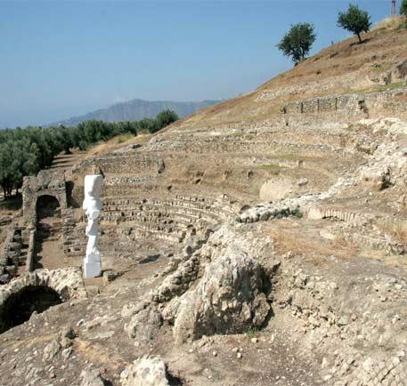 Calabria History