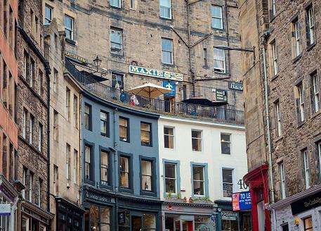 Edinburgh property investment