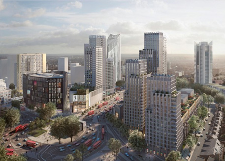 Elephant and Castle Highlights