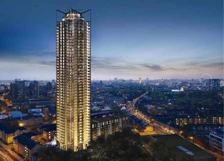 Property for sale in Elephant and Castle