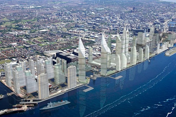 Liverpool Waters, The Future of Liverpool