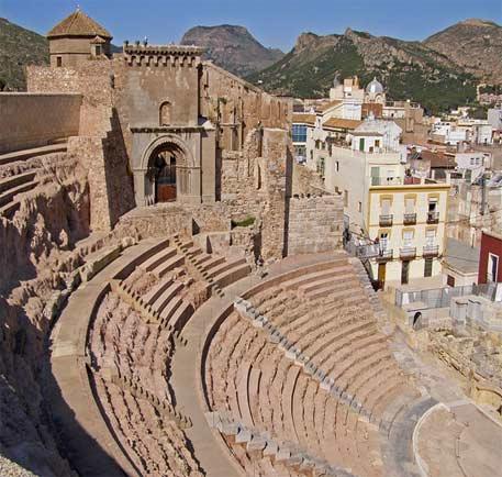 Murcia History