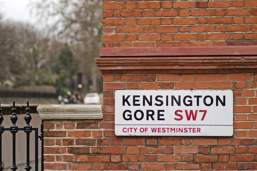Kensington House Prices