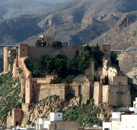 Almeria Landmark