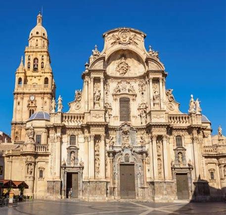 Murcia Landmarks
