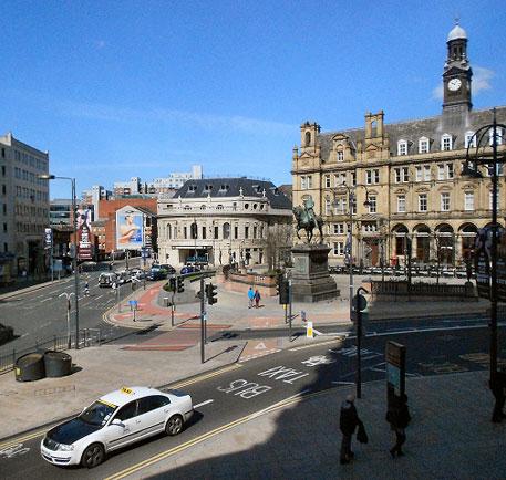 Leeds Economy