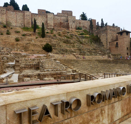 Malaga History