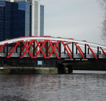 Manchester Trafford Bridge