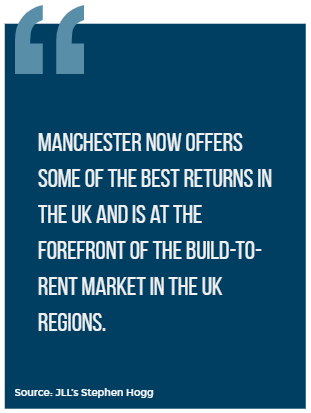 Manchester JLL quote
