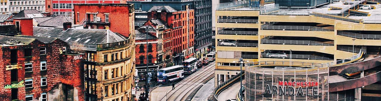 Manchester Property Market Banner