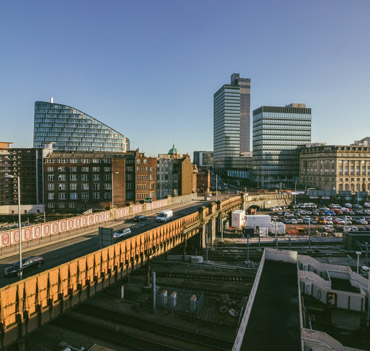 Manchester Property Market Side