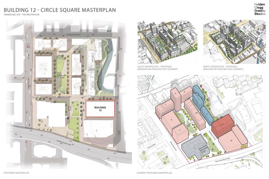 Circle Square Map