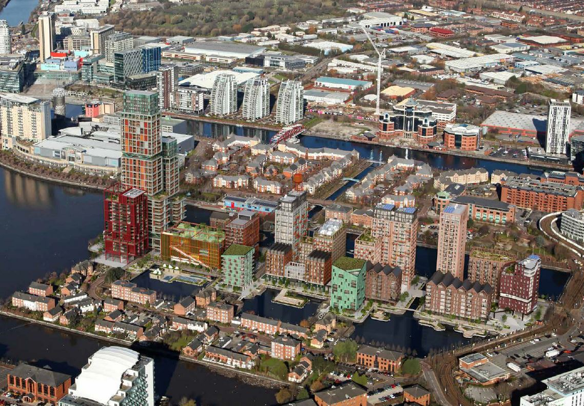 Salford Quays Dev Article
