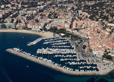 Property for sale in Sainte Maxime