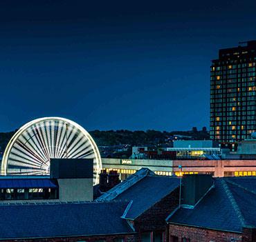 Sheffield City Scape