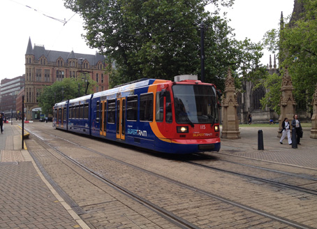 Sheffield Transport