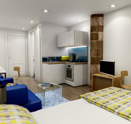 Student Accommodation 2