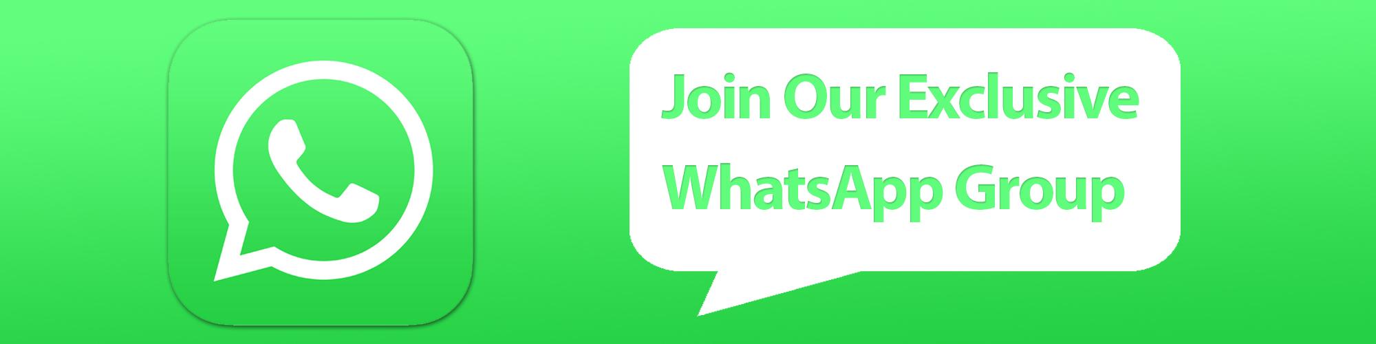 WhatsApp Join Banner