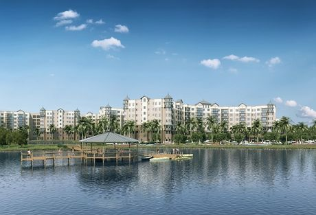 The Grove Resort and Spa a stunning development in Orlando, Florida.