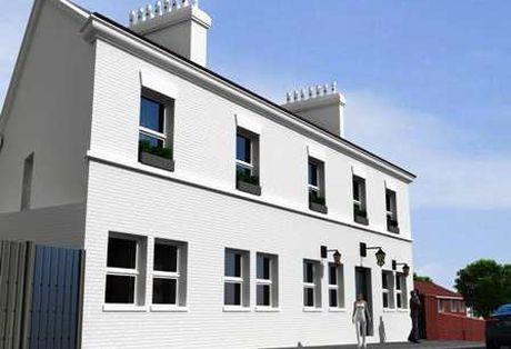 Grange House – Student Accommodation for investment in Nottingham