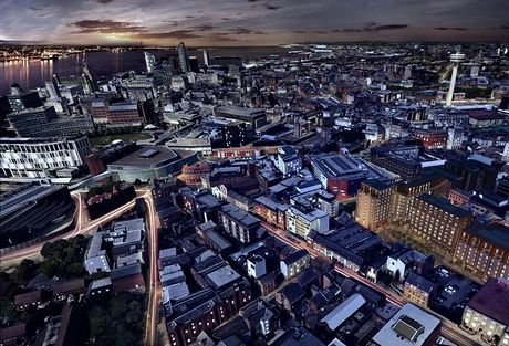 Liverpool's Sought-After Developments Are Set To Transform The City Centre