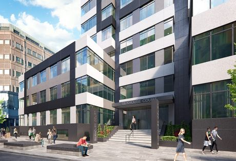 Silkhouse Court - Apartments for sale in Liverpool city centre.