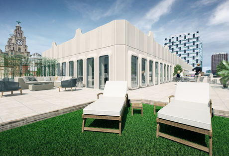 The Residence - New State-Of-The-Art Development In Liverpool