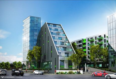 X1 The Plaza - Buy To Let Apartments in The Manchester City Centre