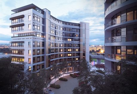 Herreshoff Apartments And Fortis Quay - Buy To Let Properties In Salford Quays