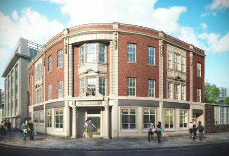 Alexandra House - New student property investment in Sheffield, UK