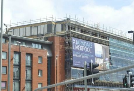 Arndale House, Liverpool - Construction Update For Investors.