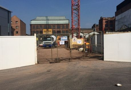 Construction Latest On Liverpool One - New Buy To Let Investment Property In Liverpool