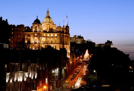 Edinburgh Named Top City In The UK To Invest In Student Accommodation