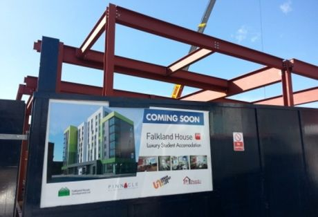 Falkland House, Liverpool - A construction update for investors