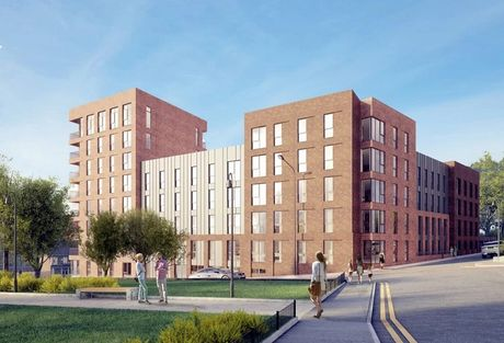 Great Central | New Off-plan Residential Development In Sheffield