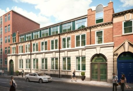 Halley House - New student property investment in Nottingham, UK