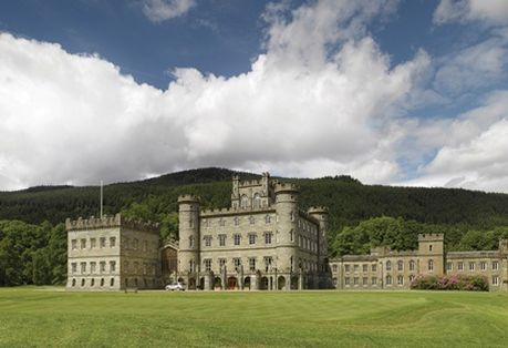 Highland Tay Retreat - Property For Sale In One Of Scotlands Most Historic Castles