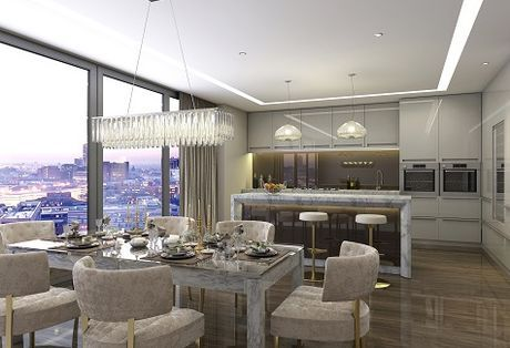 HiLux - Stunning New Residential Development In Manchester