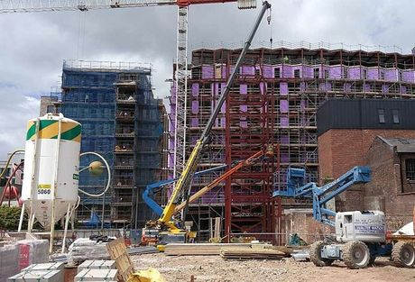 Wolstenholme Square | June Construction Update
