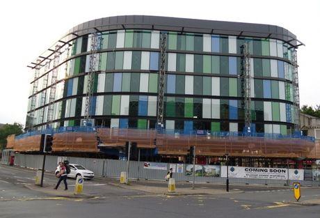 London Court, Sheffield - Construction Update