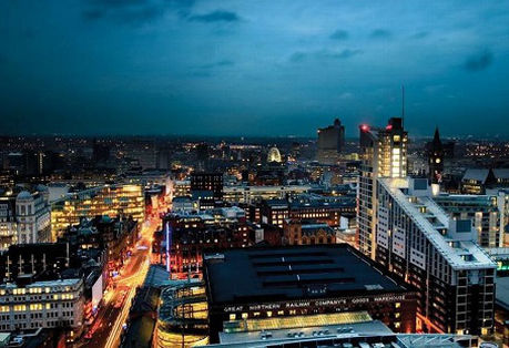 Manchester Named Top City For Investment