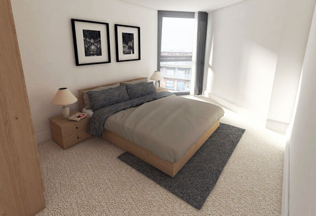 The Mill Phase B - Buy To Let Apartments For Sale In Manchester.